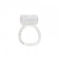 Стимулирующее эрекционное кольцо с вибрацией Vivid Raw