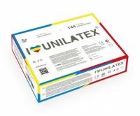 Презервативы UNILATEX мультифрукт (144 шт)