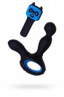 Стимулятор простаты с вибрацией, ротацией и подогревом Erotist SIXTH (2 мотора, 10 реж. вибр, 3 реж. ротац. )