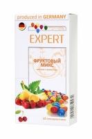 """Цветные презервативы EXPERT """"Фруктовый микс"""" (12 шт)"""