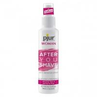 Успокаивающий спрей после бритья для женщин PJUR Woman After You Shave Spray (100 мл)