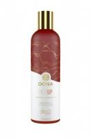 Массажное масло Dona Rev Up с ароматом мандарина и иланг-иланга (120 мл)