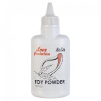 Ароматизированная пудра для игрушек Love Protection Манго (30 гр)