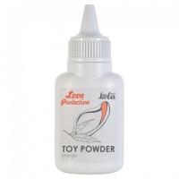 Ароматизированная пудра для игрушек Love Protection Манго (15 гр)