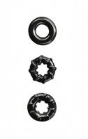 Набор эластичных эрекционных колец Renegade - Dyno Rings