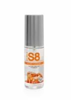 Оральная смазка со вкусом соленой карамели S8 Salted Caramel Flavored Lubricant (50 мл)