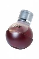 Разогревающее съедобное масло для массажа с ароматом шоколада FRUIT SEXY (40 мл)
