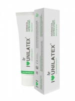 Интимный гель на водной основе с витамином Е и алое UNILATEX (82 г)