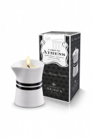 Массажная свеча Petits JouJoux Athens с ароматом мускуса и пачули (120 мл)