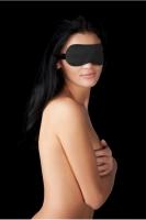 Маска закрытого типа с выемками для глаз и носа Ouch! Curvy Eyemask