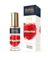 Мужской парфюм с феромонами Masculine Perfume Attraction, 30 мл