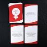 Набор для эротических игр ВО ВЛАСТИ СТРАСТИ (20 карт)