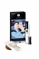 """Стимулирующий блеск для губ """"Божественное удовольствие"""" со вкусом кокоса (10 мл)"""