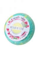 Бомбочка для ванны Мятный метеорит с ароматом зеленого чая и мяты Yovee (70 г)