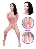 Секс-кукла МАРГАРИТА с мягкими сосочками (с вибрацией)