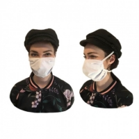Маска защитная для лица многоразовая (не медицинская)