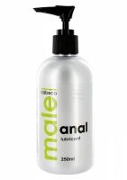 Густой анальный лубрикант на водной основе Male Anal (250 мл)