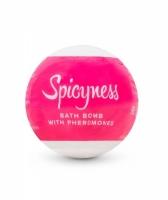 Шипучая соль для ванны с феромонами SPICY