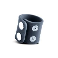 Широкое кольцо на пенис BONERS BALL STRAP S/M