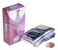 Презервативы VIZIT OVERTURE с кольцами, 12 шт.