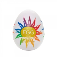 Мастурбатор яйцо Shiny Pride Edition TENGA Egg