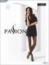 Белые классические колготки Passion 20 den XL