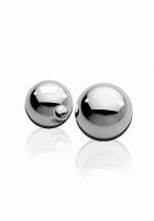 Небольшие металлические вагинальные шарики Light Weight Ben-Wa-Balls