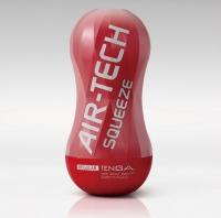 Многоразовый стимулятор TENGA Air-Tech Squeeze Regular