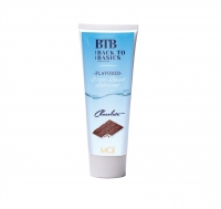 Гель на водной основе с ароматом шоколада BTB Water-Based gel Chocolate (75 мл)