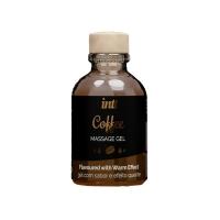 Возбуждающее массажное масло с согревающим эффектом и ароматом кофе Coffee (30мл)