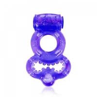 Эрекционное кольцо с вибрацией VIBE