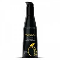 Съедобный лубрикант на водной основе Wicked AQUA Mango (вкус тропического манго) 120 мл
