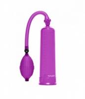 Помпа вакуумная розовая Pressure Pleasure Pump