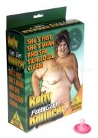 Кукла-толстуха Betty Bouncer