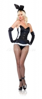 Черный кролик SM