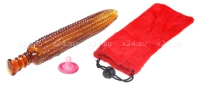 Стимулятор-кукуруза из стекла Corn