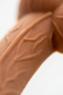Шоколад Штучки-Дрючки «Сексозаменитель» в виде пениса, со вкусом цитруса (19 гр.)
