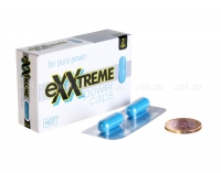 Капсулы для увеличения потенции EXXTREME POWER CAPS (2 кап.)