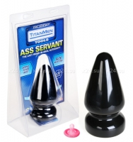 Гигантская анальная пробка ASS SERVANT