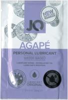 Персональный лубрикант на водной основе для женщин System JO - Sachet AGAPE LUBRICANT ORIGINAL 3 мл