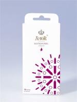 Ароматизированные презервативы AMOR® Fruit 15 шт.