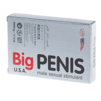 Big Penis (природные мужские стимуляторы) препарат для увеличения члена (12 таб)