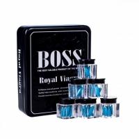Boss Royal Viagra (природные компоненты) средство для сильной эрекции (3 табл.)