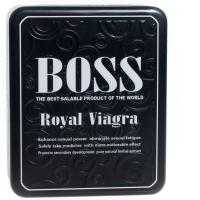 Boss Royal (природные компоненты) средство для сильной эрекции (27 табл.)