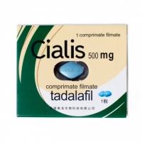 Препарат для повышения потенции у мужчин HERBAL CIALIS 500 (1 табл.)