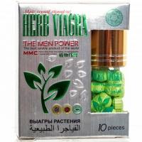 HERB VI – натуральный препарат для мужской потенции (10 табл.)