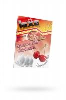 Презервативы Luxe КОНВЕРТ, Красноголовый мексиканец, вишня, 18 см., 3 шт.