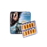 Натуральный препарат для потенции Old Capitan (Старый капитан) 10 капс. 5800 мг