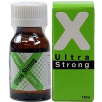 Попперс X Ultra Strong Green 15 мл (Англия)