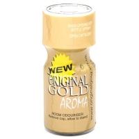 Ароматизатор для вдыхания Original Gold Aroma 10 мл (Англия)